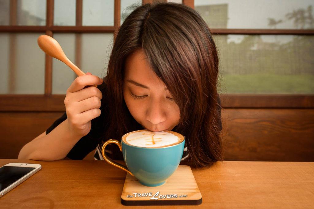 Taiwan Yilan Toucheng Cafe